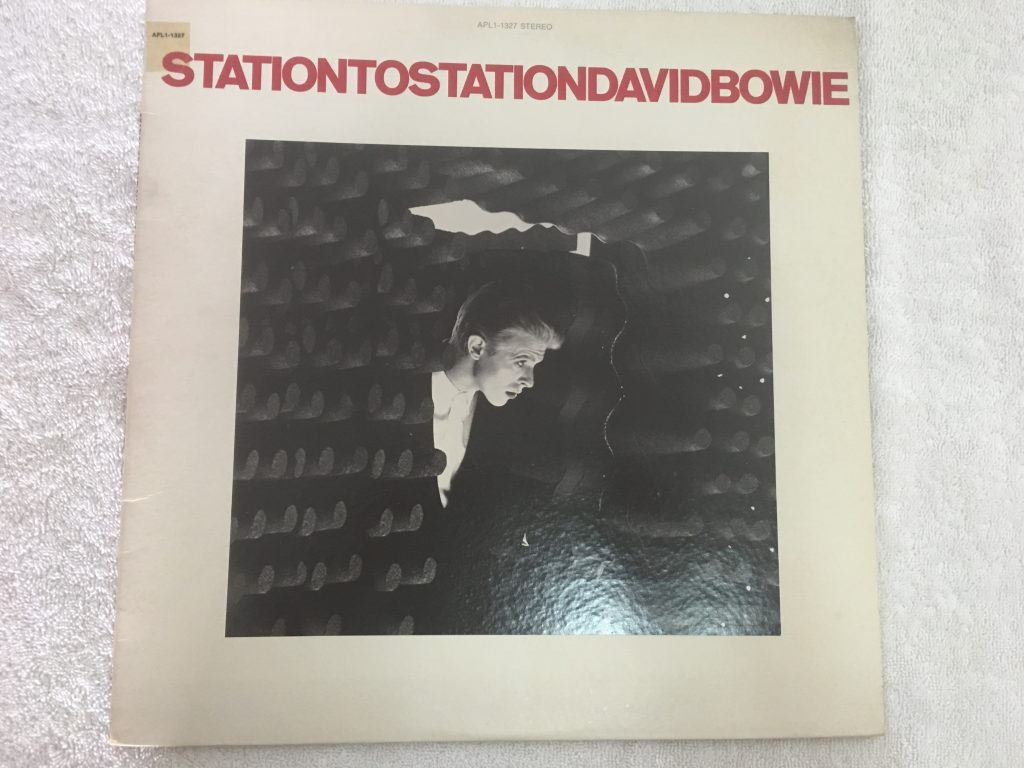 David Bowie ‎– Station To Station, Vinyl LP, RCA ‎– APL1-1327, 1977, USA