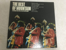 Load image into Gallery viewer, Mountain ‎– The Best Of Mountain, Japan Press Vinyl LP, Windfall Records ‎– BLPM-11-WF, 1973, no OBI