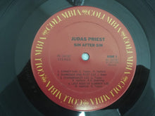 Load image into Gallery viewer, Judas Priest ‎– Sin After Sin, Vinyl LP, Columbia ‎– PC 347871, 1977, USA