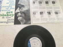 Load image into Gallery viewer, Art Blakey & The Jazz Messengers ‎– Meet You At The Jazz Corner Of The World (Volume 2), Japan Press Vinyl LP, Blue Note ‎– BN 4055, 1991, with OBI