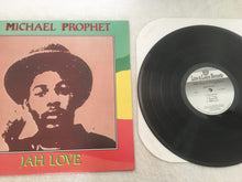 Load image into Gallery viewer, Michael Prophet ‎– Jah Love, Vinyl LP, Live & Learn Records ‎– LL LP 004, USA