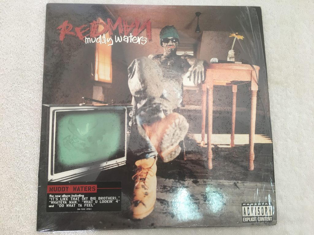 Redman ‎– Muddy Waters, 2x Vinyl LP, Def Jam Recordings ‎– 314 533 470-1, 1996, USA