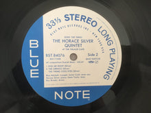 Load image into Gallery viewer, Horace Silver Quintet ‎– Doin' The Thing - At The Village Gate, Japan Press Vinyl LP, Blue Note ‎– BNJ 71008, 1983, no OBI