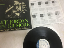 Load image into Gallery viewer, Cliff Jordan, John Gilmore ‎– Blowing In From Chicago, Japan Press Mono Vinyl LP, Blue Note ‎– BLP 1549, 1990, no OBI