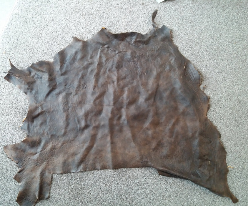 Brown Leather Piece