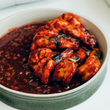 Prawns with Tomato Sauce - 8 PCS