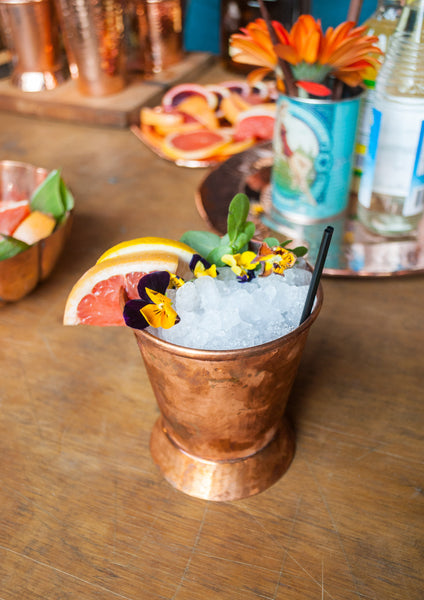 Derby Mint Julep Cup