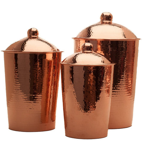 Kumran Kitchen Canisters