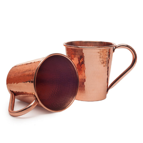 Moscow Mule Mug,18 oz. Copper Handle