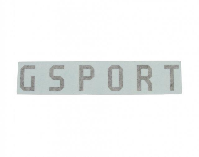 GSPORT RIM STICKER