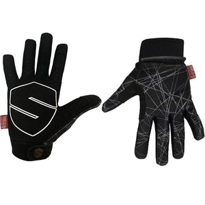 Shield Protectives Lite Gloves - Black/Grey