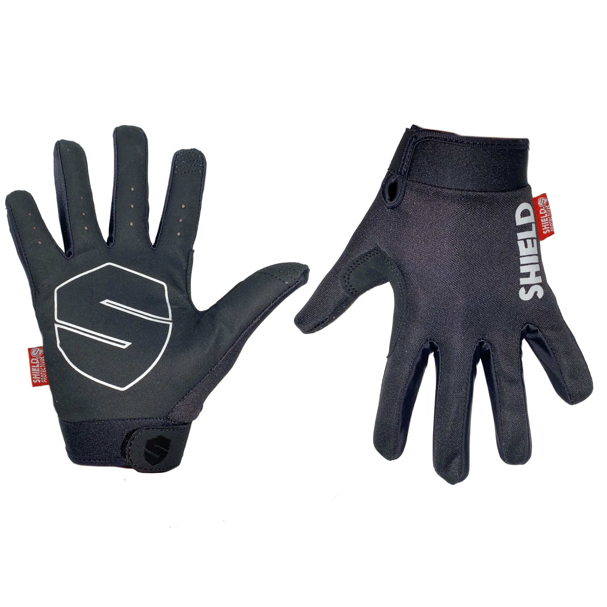 Shield Protectives Lite Gloves - White Logo