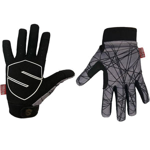 Shield Protectives Lite Gloves - Grey/Black