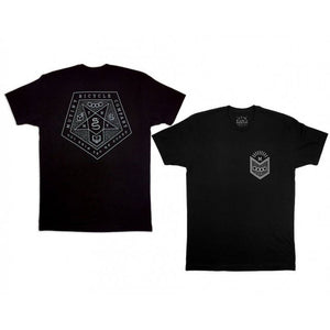 Mutiny New Master T-Shirt - Black XXL