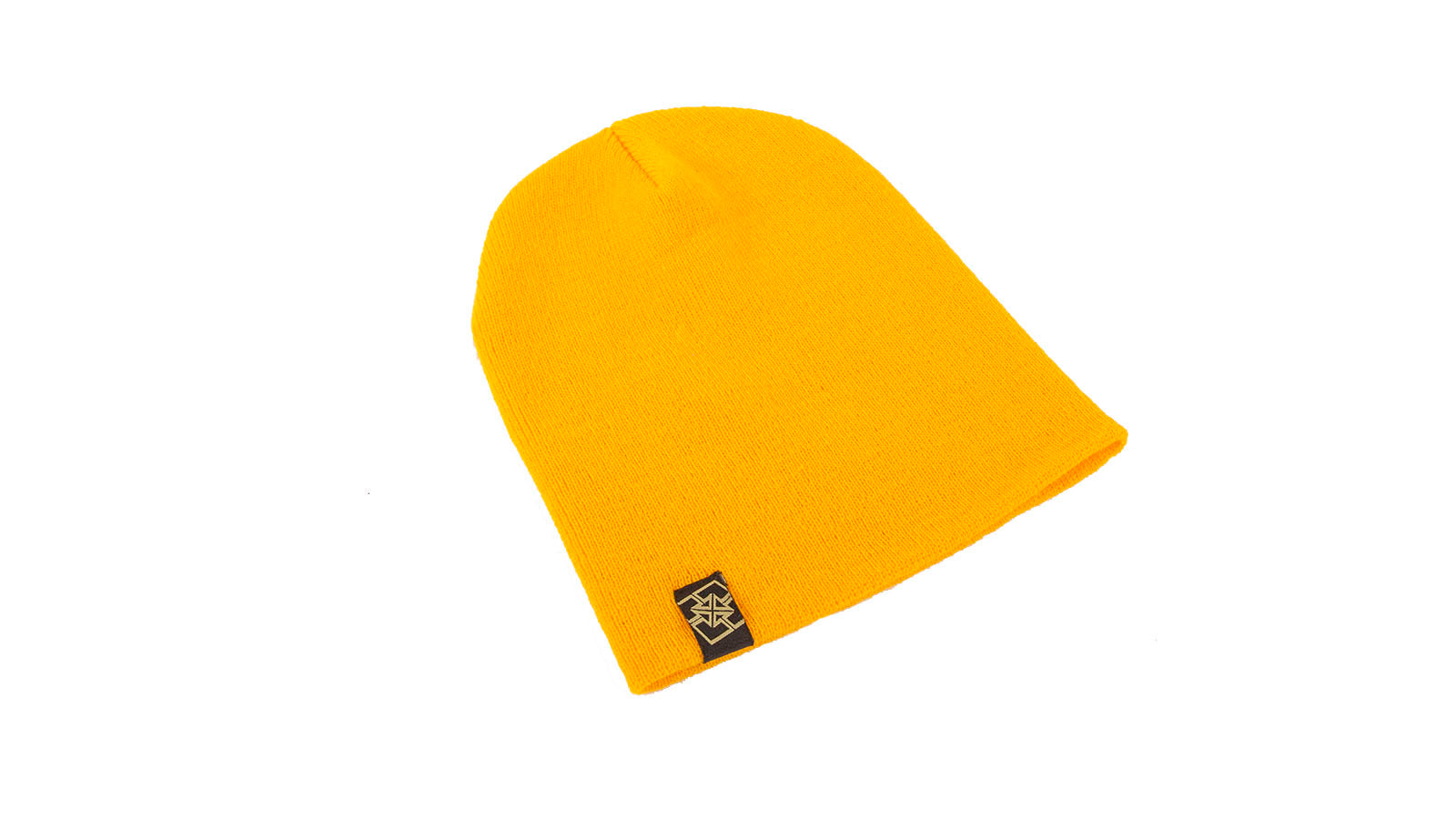 FIT Clamp Beanie Gold
