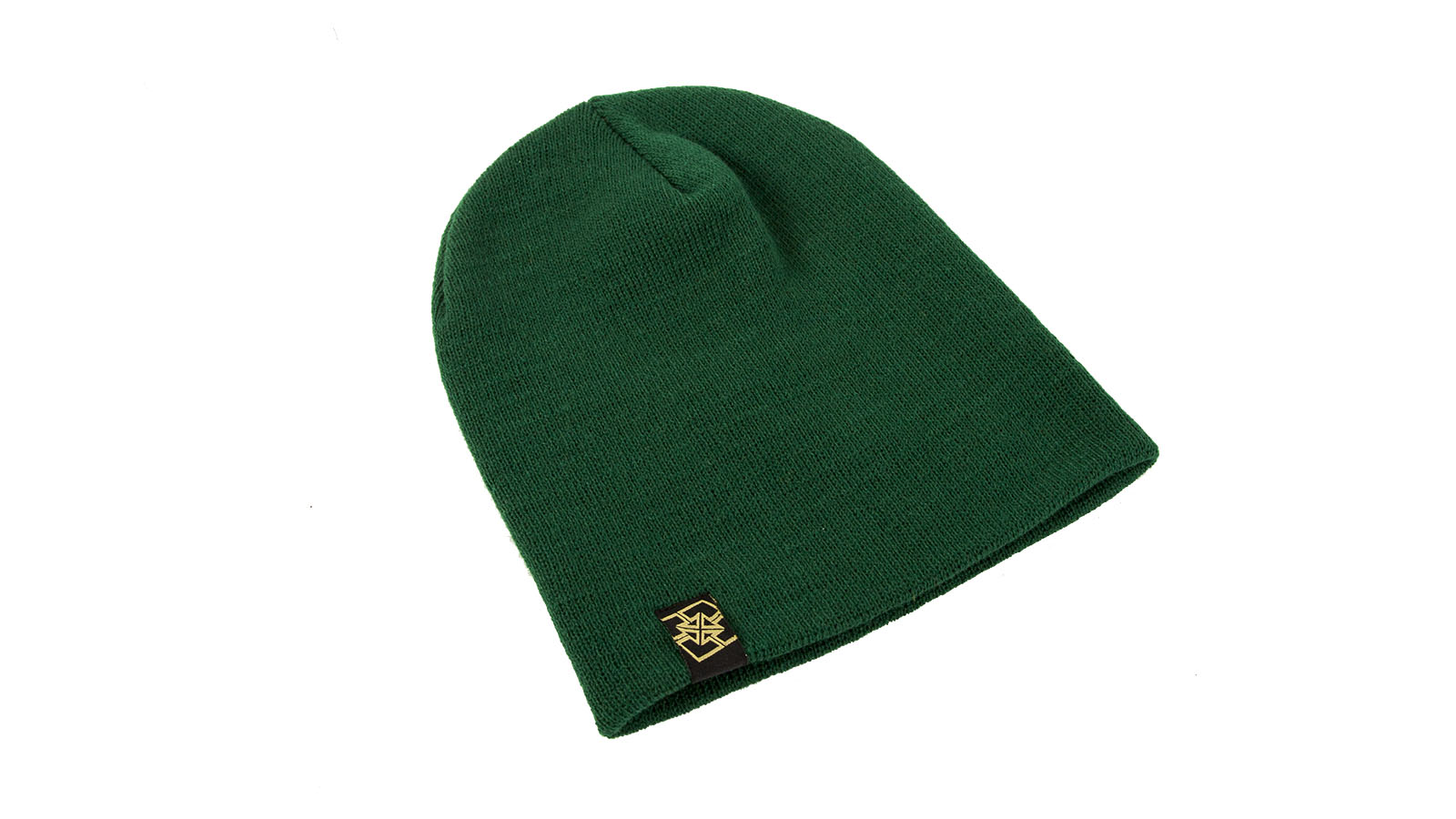 FIT Clamp Beanie Spruce Green