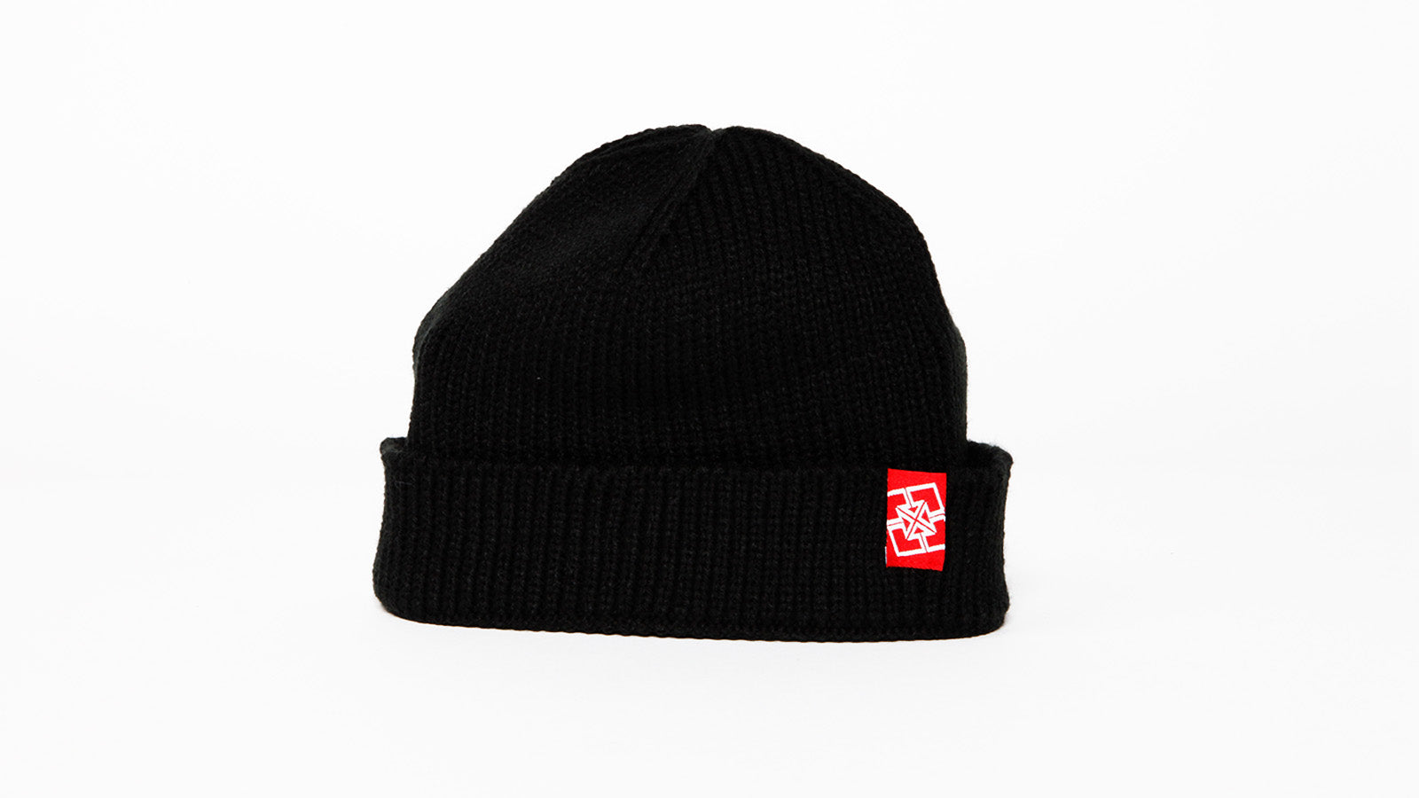 FIT Shorty Beanie Black