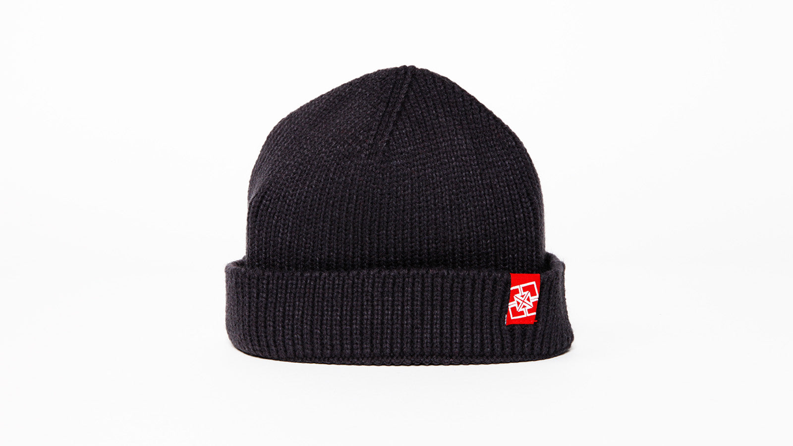 FIT Shorty Beanie Charcoal
