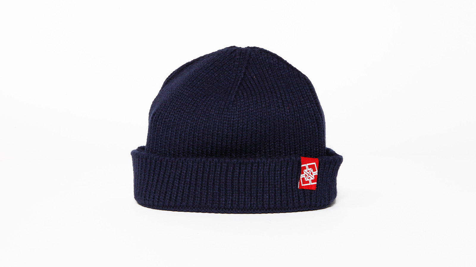 FIT Shorty Beanie Navy