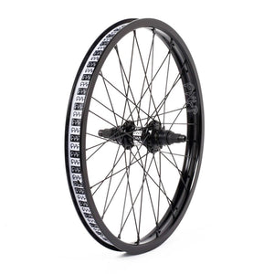 Cult RHD Crew Freecoaster Match V2 Wheel With NDS Guard - Black 9 Tooth