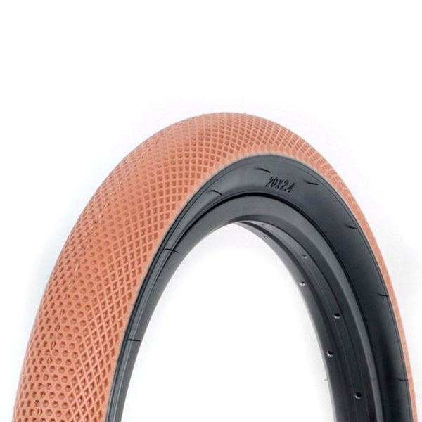 "Cult 29"" Vans Tyre - Classic Gum With Black Sidewall 2.10"""