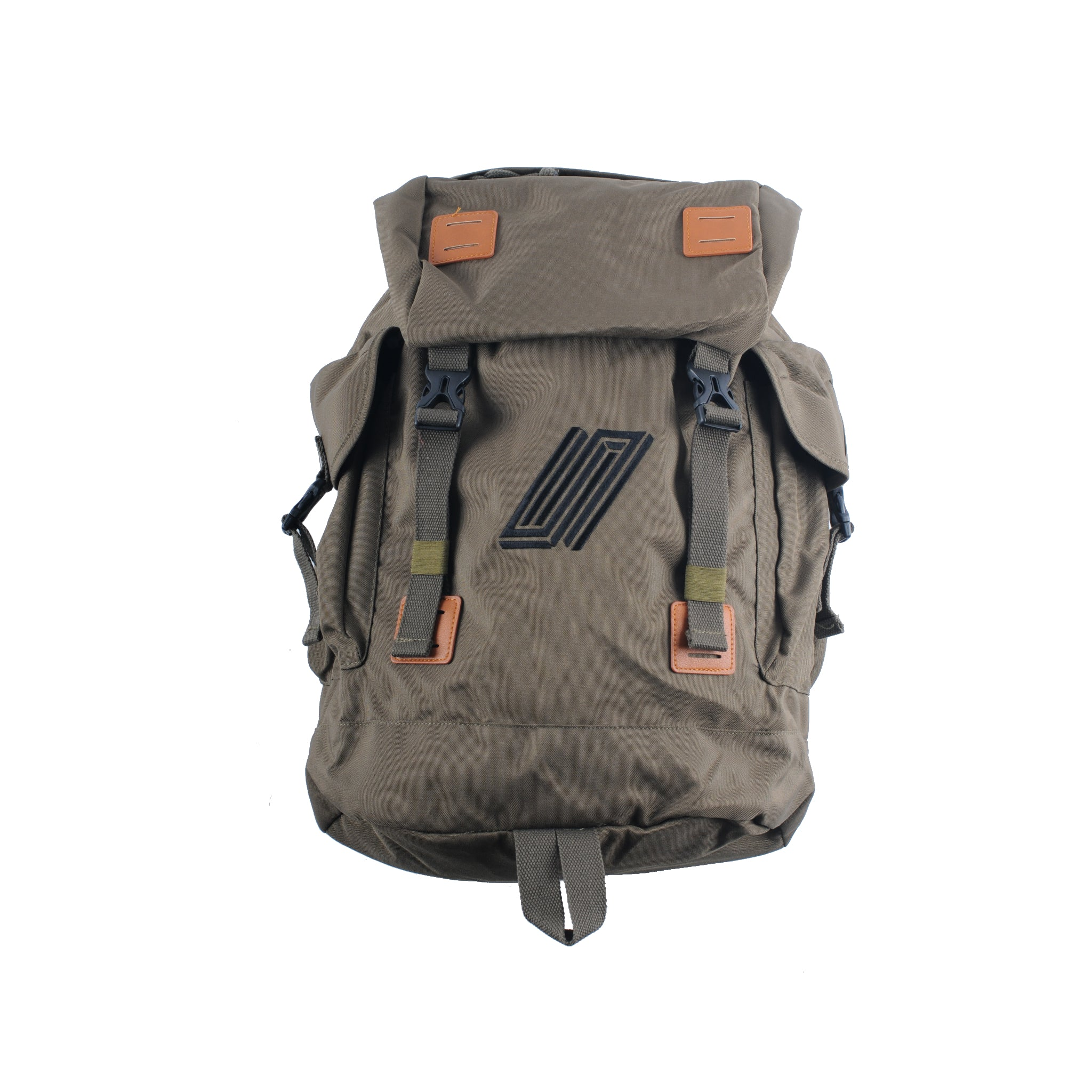 United Explorer Backpack Army Green/Tan