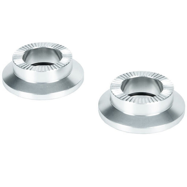 Federal Stance Pro Front Hub Cone Nuts Polished (Pair)