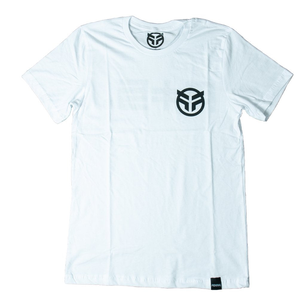 Federal FTS T-Shirt - White