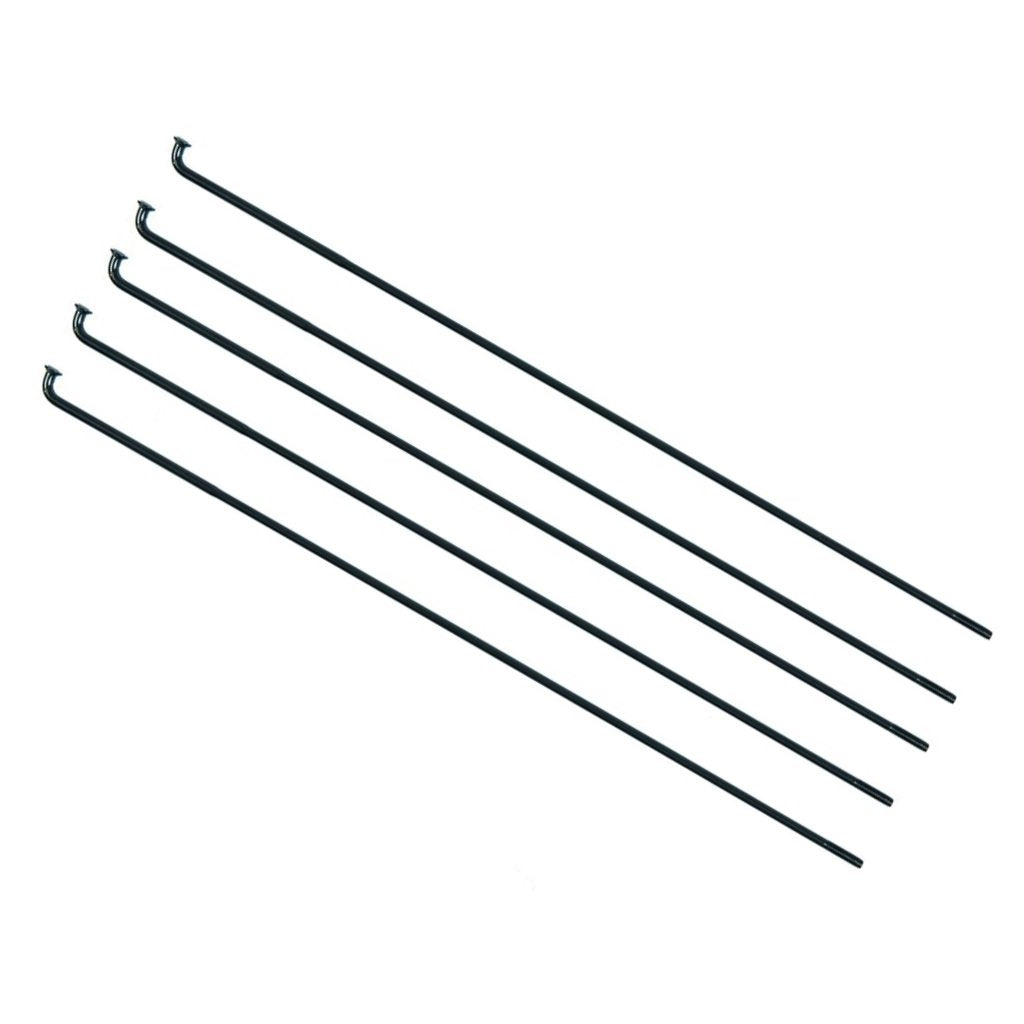 Federal Stance Butted Spokes (5 Pack) - Black