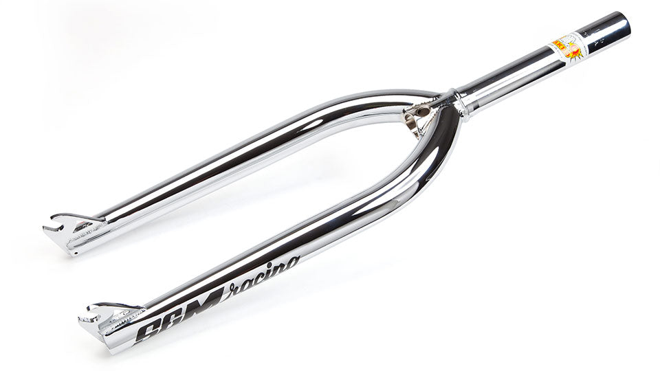 "S&M 24"" Tapered  Race Fork XLT Chrome - Offset: 33mm"