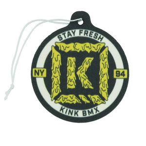 Kink Stay Fresh Air Freshener - Black