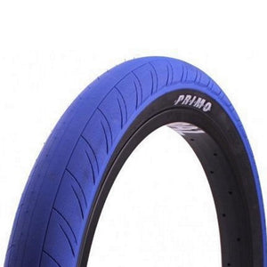 Primo Churchill Tyre - Dark Blue With Black Sidewall 2.45""