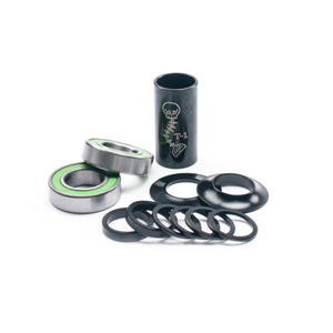 T1 Mid BB Set 19mm Black