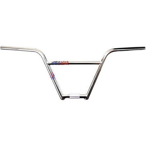 Stranger Piston 4pc Bars - Chrome