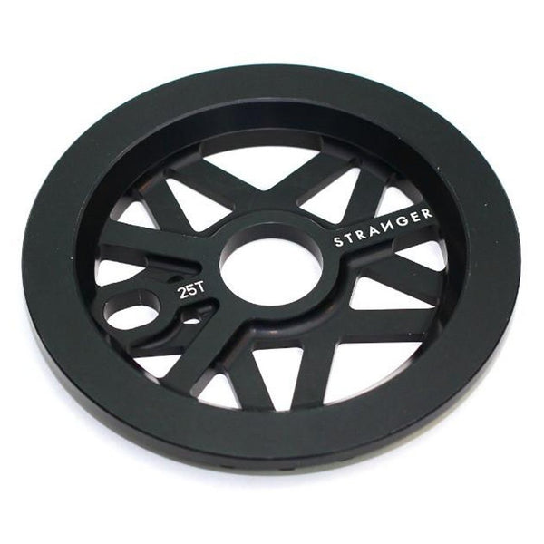 Stranger Strangergram Guard Sprocket - Black | BMX