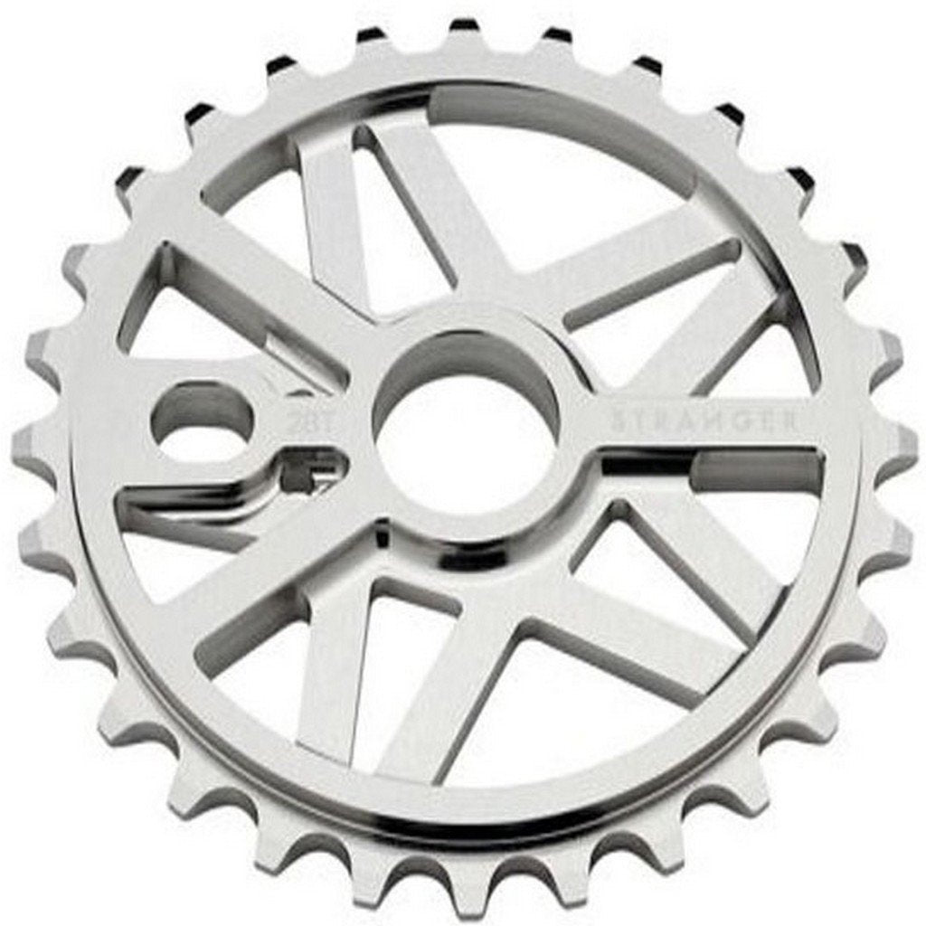 Stranger Strangergram Sprocket - Polished 25 Tooth