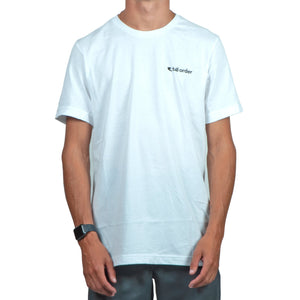 Tall Order Small Logo T-Shirt - White