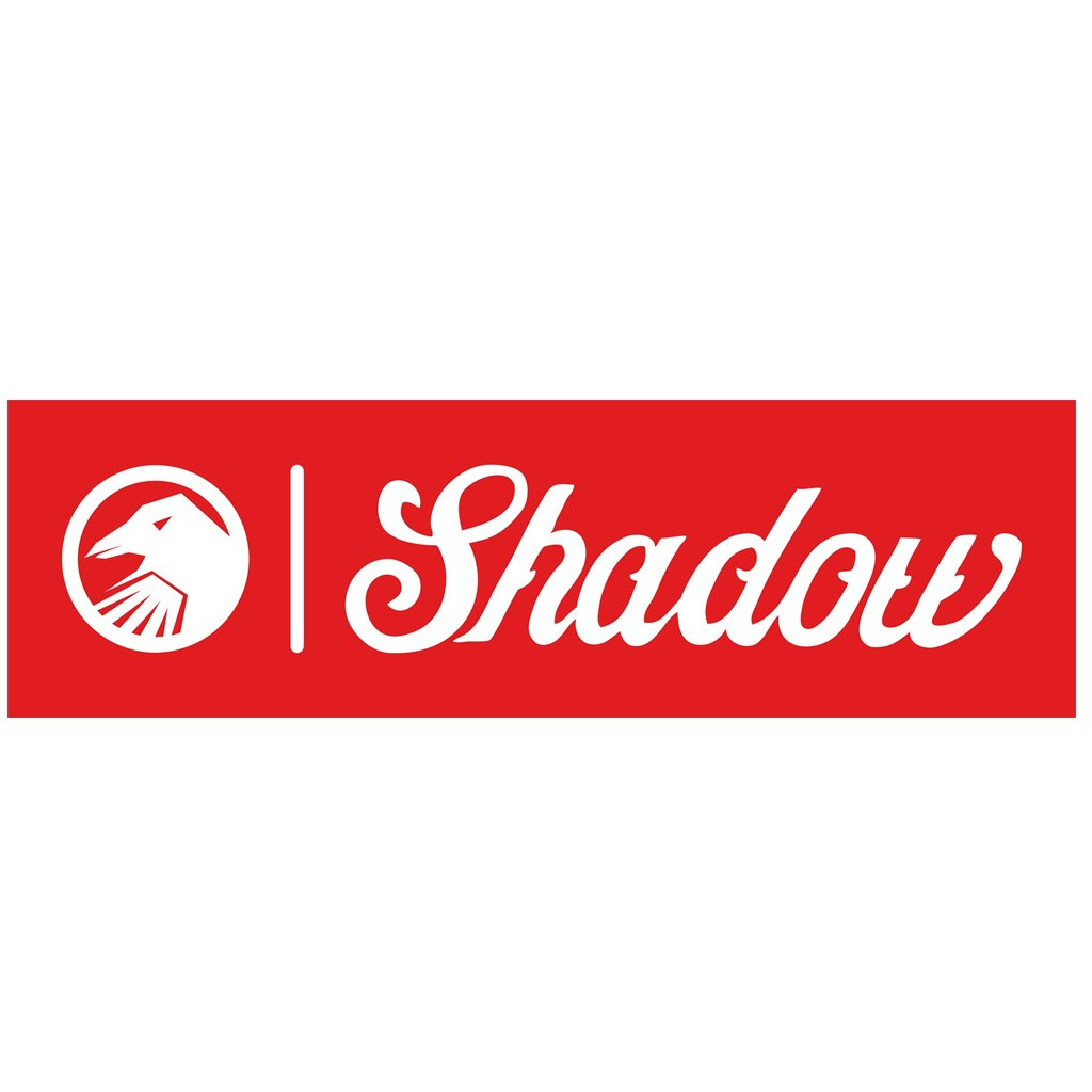 Shadow 2017 Ramp / Dealer Decal | BMX