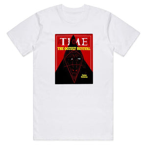 Cult Time T-Shirt - White
