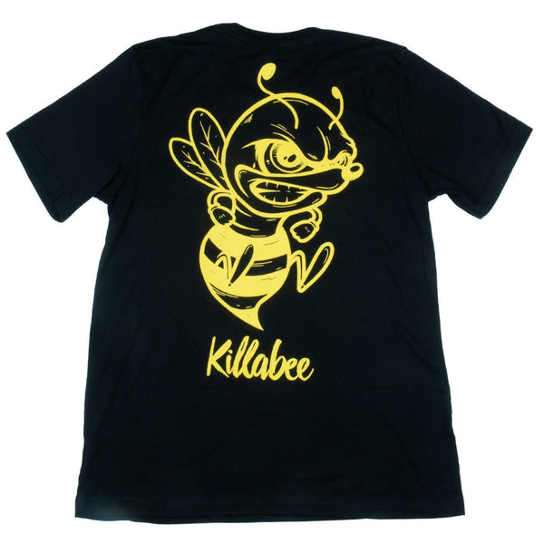 Total BMX Killabee T-shirt - Black