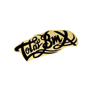 Total BMX Small Logo Sticker - Black