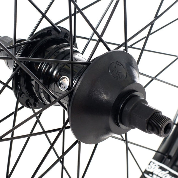 Shadow LHD Optimized Freecoaster Hub - Black 9 Tooth