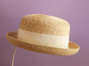 "Kids straw hat ""Irene"""