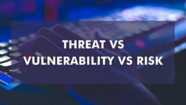 Threat Vs Vulnerability Vs Risk - BPB Online