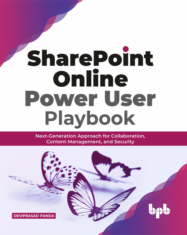 SharePoint Online Power User Playbook - BPB Online