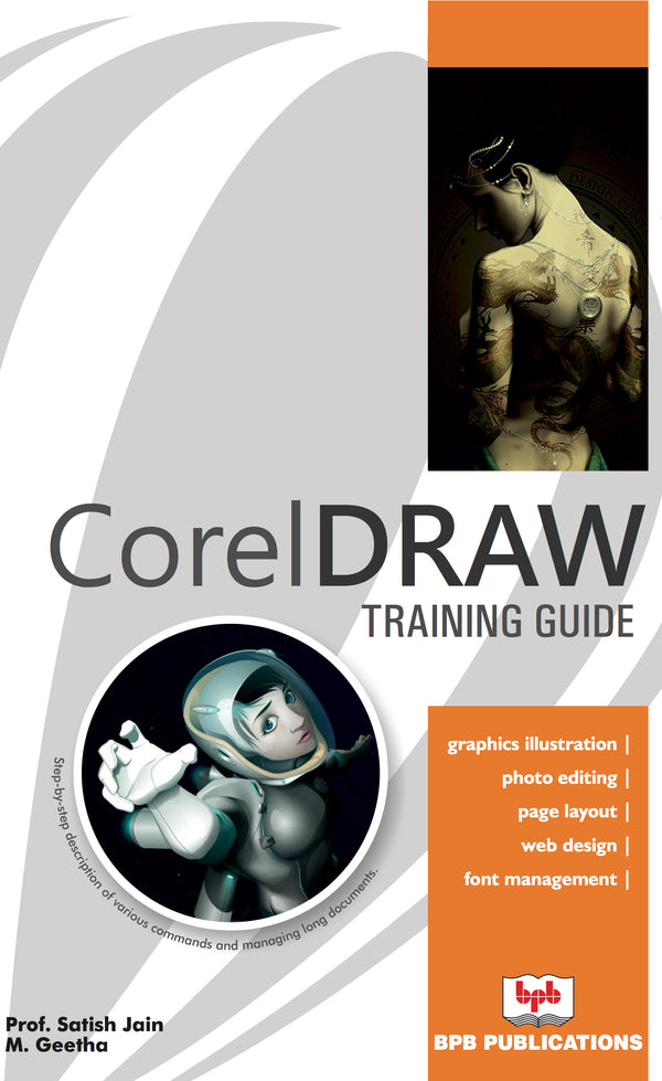 CorelDRAW Training Guide - BPB Online