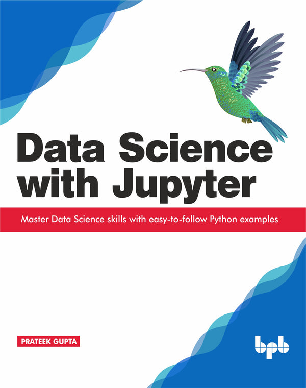 Data Science with Jupyter - BPB Online