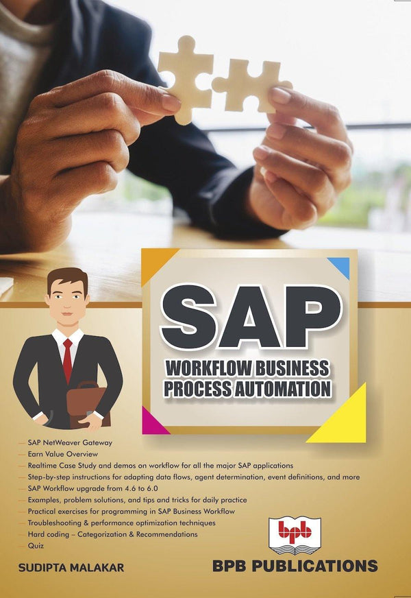 SAP Workflow Business Process Automation - BPB Online