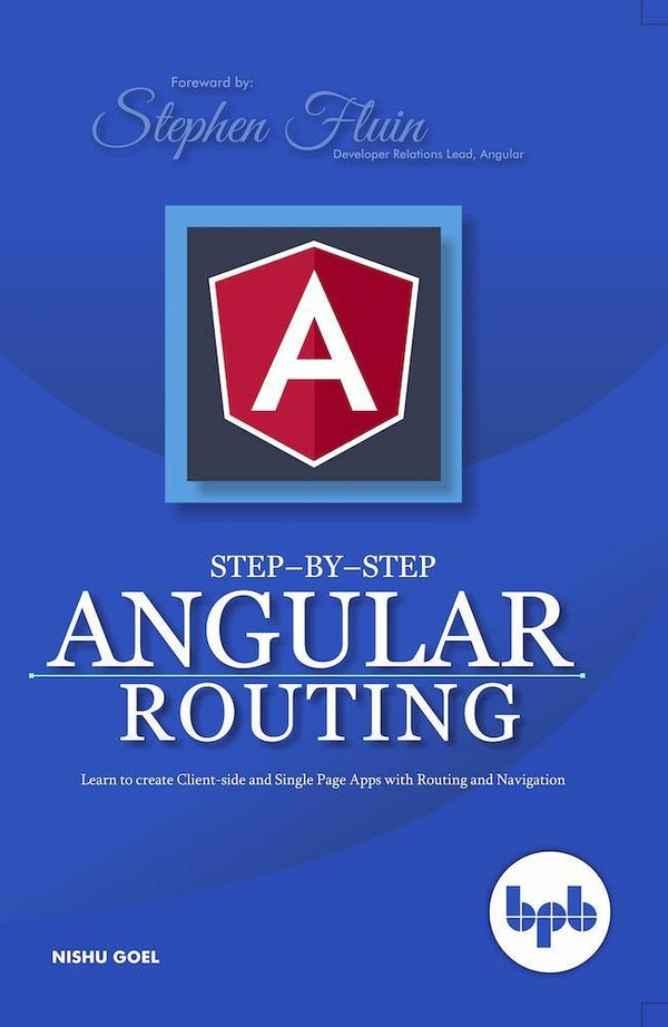 Step-by-Step Angular Routing - BPB Online