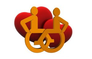 image of disabled but not by heart nor love